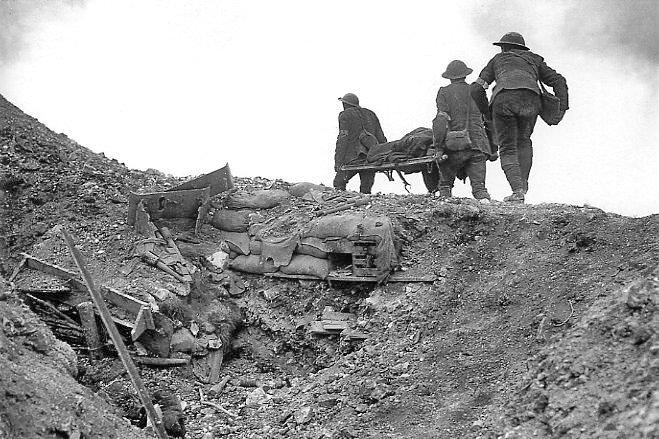 World War One Ending Ending of World War 1 we