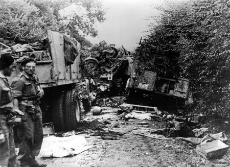 The Battle of Falaise Pocket