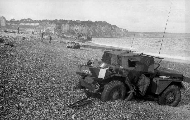19th August 1942: Allies launch army, navy and air force raid on Dieppe