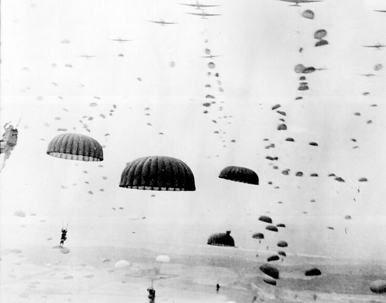 Remembering WW2 Operation Market Garden