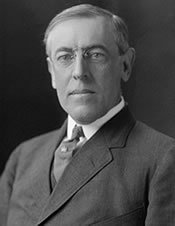 President Woodrow Wilson announced USA will remain neutral during WW1