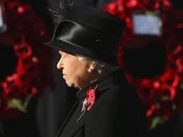 Britain Remembers The Fallen